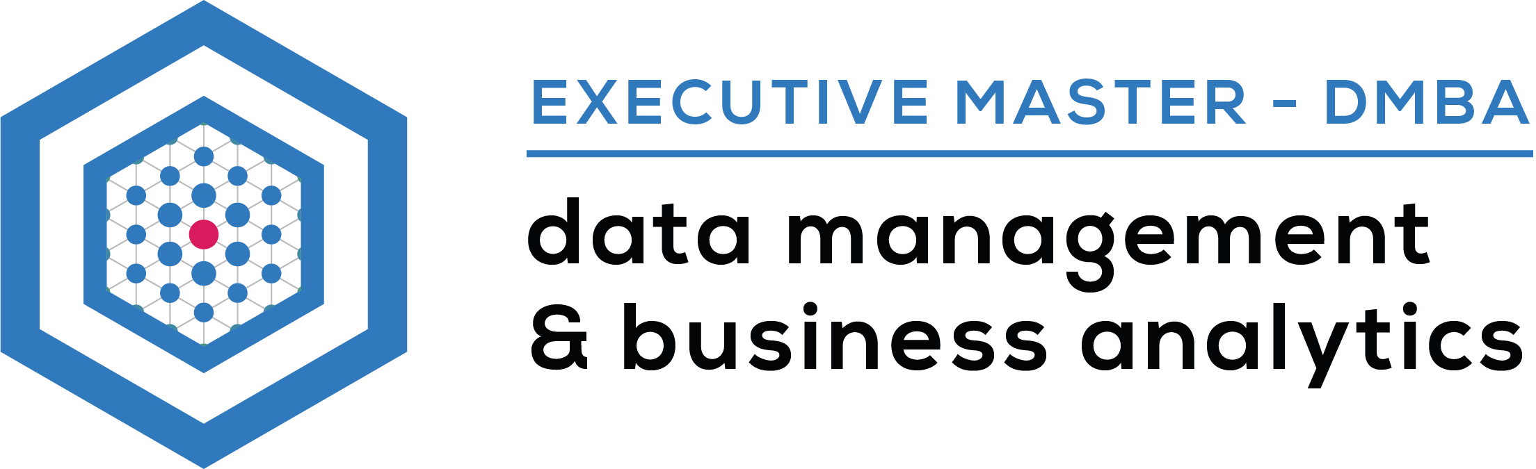 Master DMBA - Data Management & Business Analytics